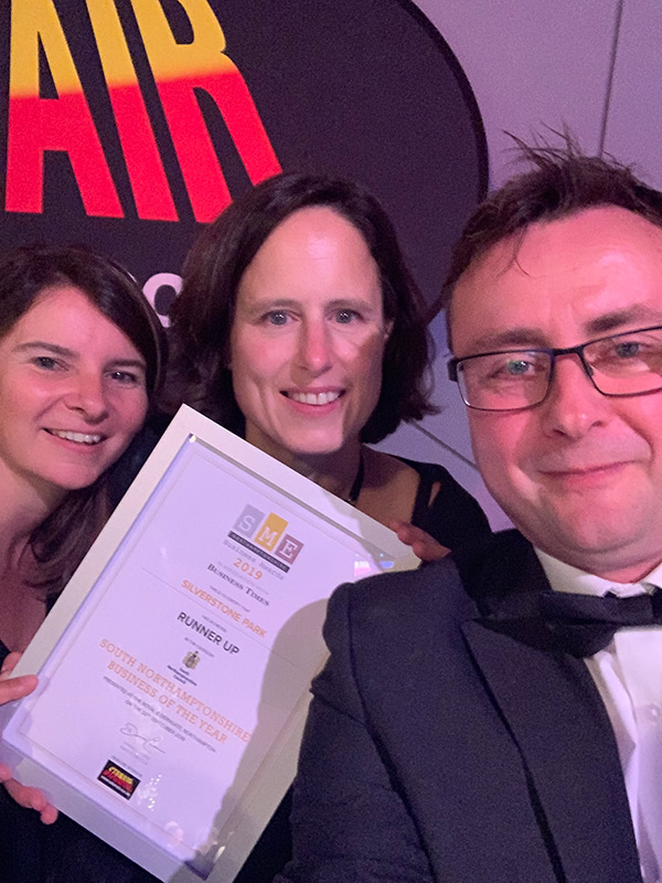 Business of the year 2019 award runner up